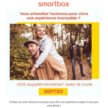 Emailing Smartbox
